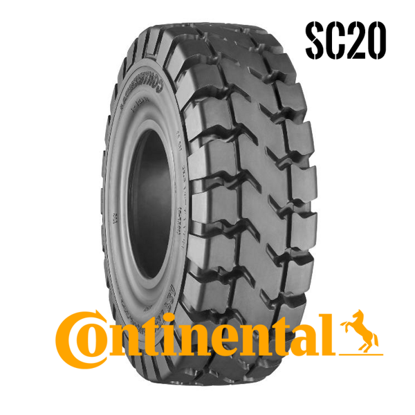 225/75-10 (23x9-10) CSE ROBUST SC20 SIT (1376012) Continental
