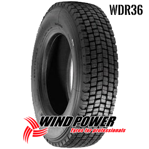 11R22.5 146/143M WINDPOWER WDR-36 M+S TL