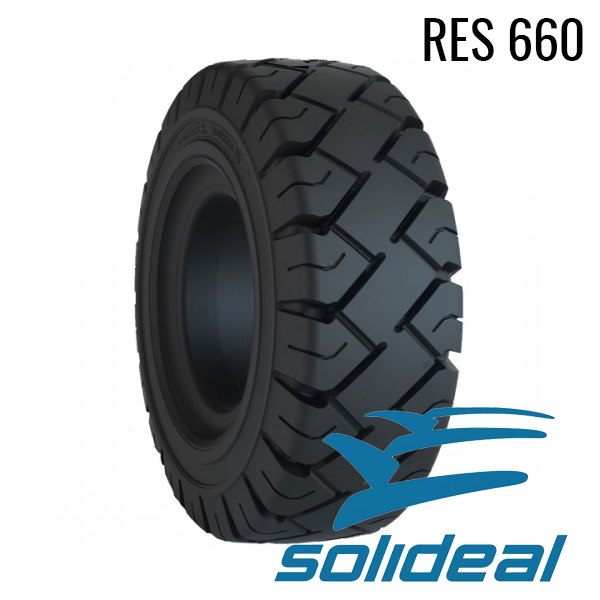 400 / 60 - 15 / 11.00 XTR SOLIDEAL RES 660 XTREME BLACK
