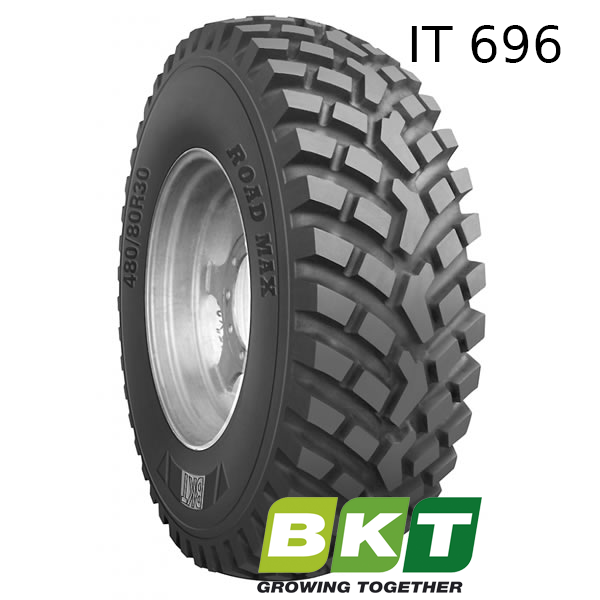 440/80R30 (16.9R30)153D BKT RIDEMAX IT-696 TL